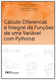 Cálculo Diferencial e Integral de Funções de Uma Variável com Python