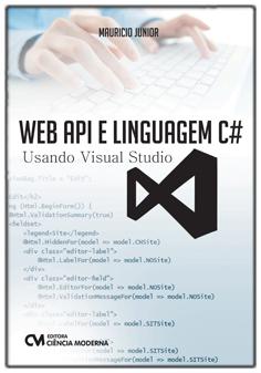 Web API e Linguagem C# - Usando Visual Studio